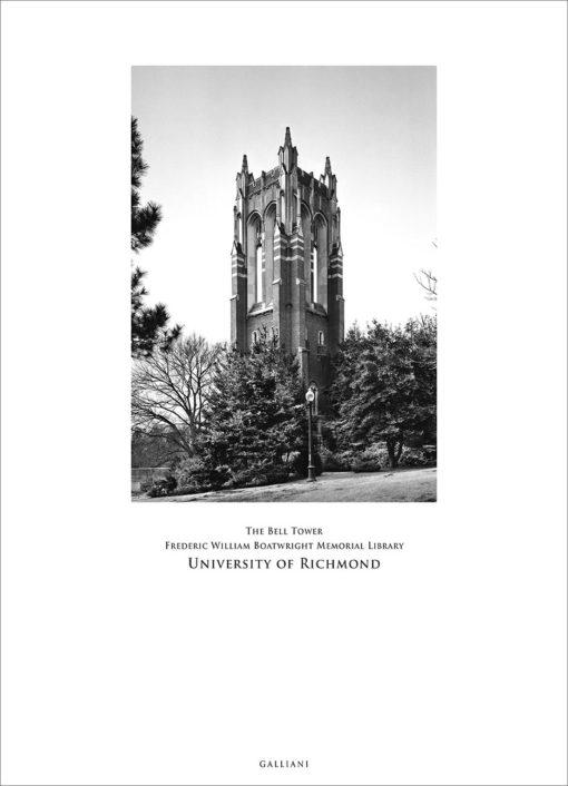 Galliani Collection University of Richmond Tower