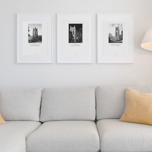001-GALLIANI-COLLECTION-UR-TOWER-Wall-Art-Home-Decor Black & White Photography