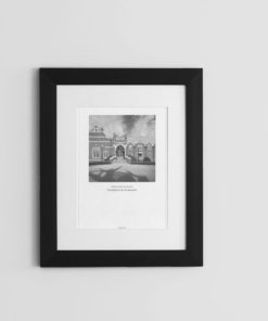 008-GALLIANI-COLLECTION-UR-1B-C-Wall-Art-Home-Decor Black & White Photography