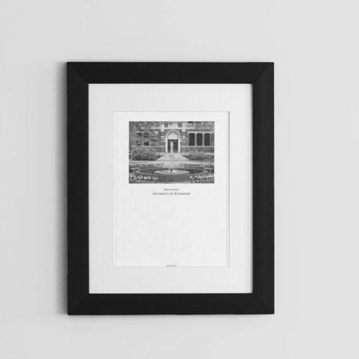 014-GALLIANI-COLLECTION-UR-Maryland-Hall-Fountain-Wall-Art-Office-Decor-Wall-Art-Black-Frame