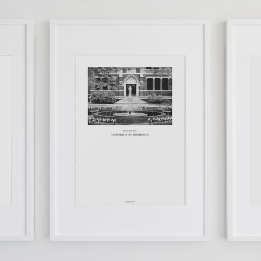 014-GALLIANI-COLLECTION-UR-Maryland-Hall-Fountain-Wall-Art-White-Frame