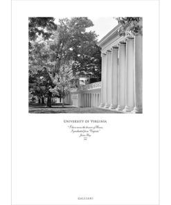 UVA Lawn Pavillons