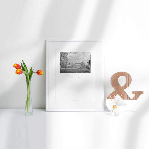 034-GALLIANI-UVA-042-Alderman-Library-Wall-Art-Framed