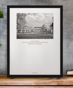 034-GALLIANI-UVA-042-Alderman-Library-Wall-Art-Home-Decor Black & White Photography