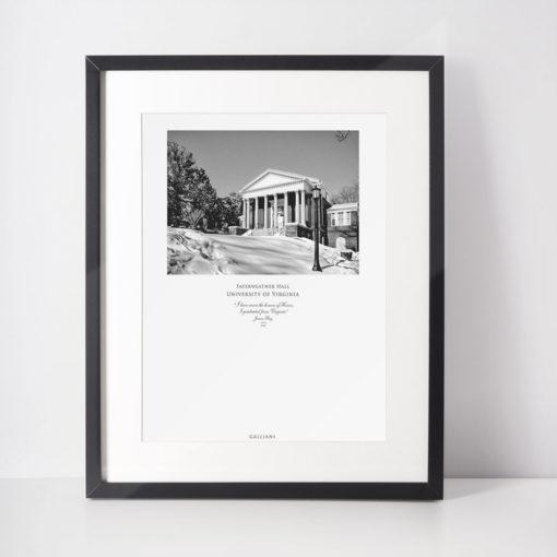 038-GALLIANI-UVA-044-FayerweatherHall-Wall-Art-Black-Frame