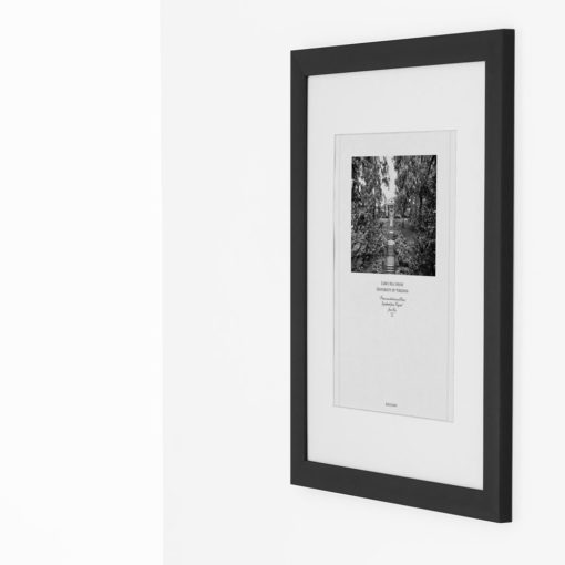040-GALLIANI-UVA-051d-Carrs-Hill-House-Wall-Art-Black-Frame