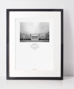 043-GALLIANI-UVA-Darden-Wall-Art-Black-Frame Black & White Photography