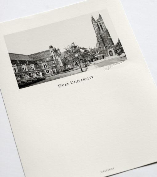 Duke University Campus Grounds