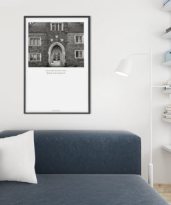DUKE-Craven-Quad-Residence-Hall-008-GALLIANI-COLLECTION-Wall-Art-Interior-Home-Decor Black & White Photography
