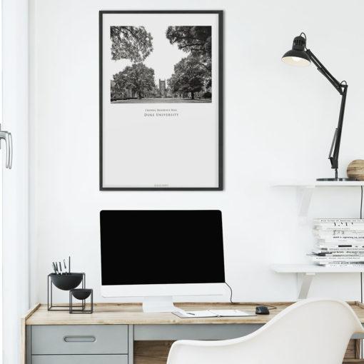 DUKE-Crowell-Residence-Hall-002-GALLIANI-COLLECTION-Wall-Art-Office-Decor