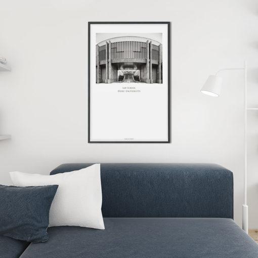 DUKE-Law-School-007-GALLIANI-COLLECTION Wall Art