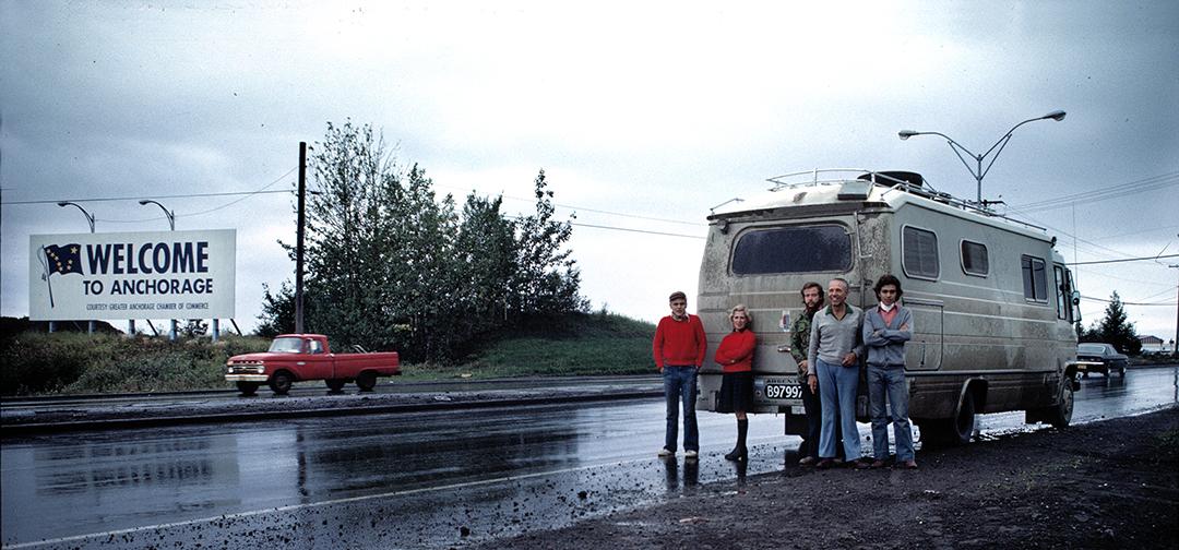 GALLIANI COLLECTION-Anchorage, Alaska