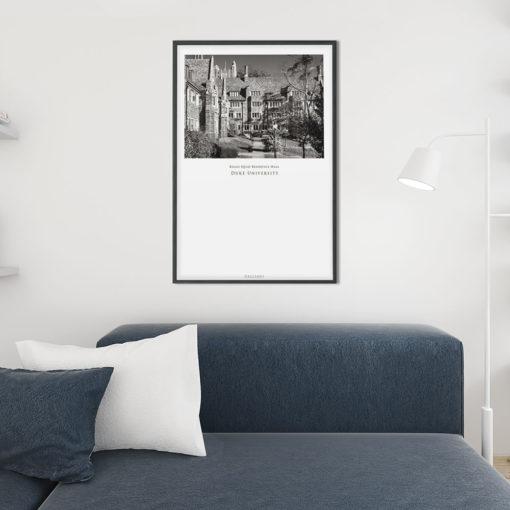 Kilgo-Quad-Residence-Hall-Duke-University-Wall-Art-Interior-Decor