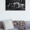 Black-Apples-print-photography-wall-art-galliani-collection-living-room