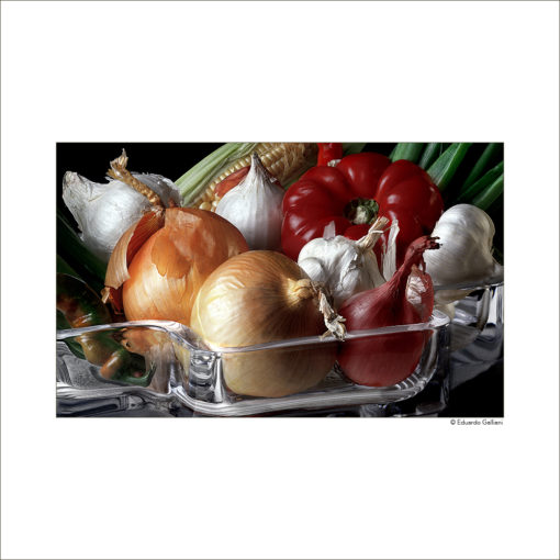 GALLIANI COLLECTION-Veggies