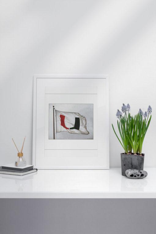 GALLIANI-COLLECTION-UM-Flag-Framed-Photo3301-fs