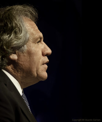 Luis Almagro-OAS Secretary General-GALLIANI COLLECTION