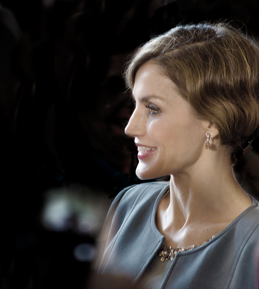 Queen-Letizia of Spain-GALLIANI COLLECTION-3869-c