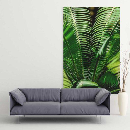 Fern-Plant-Canvas-Wall-Art-Decor-Home-Interior