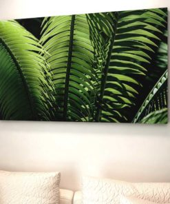 fern-plant-standing-leaves-wall-art-home-decor-large-mount