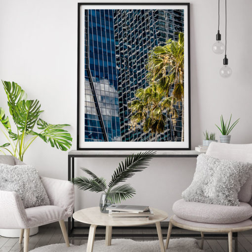 Brickell-Ave-Offices-Canvas-Wall-Art-Framed