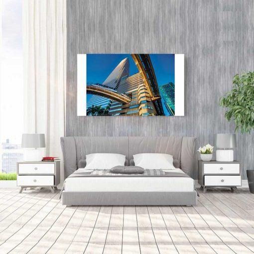 Brickell-Metromover-Canvas-Wall-Art-Mount