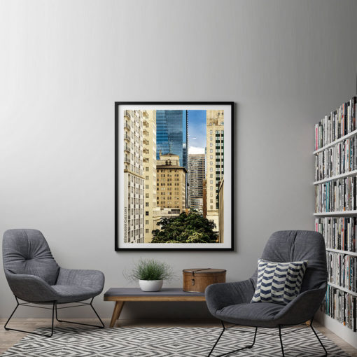 Downtown-Miami-Skyscrapers-Canvas-Wall-Art