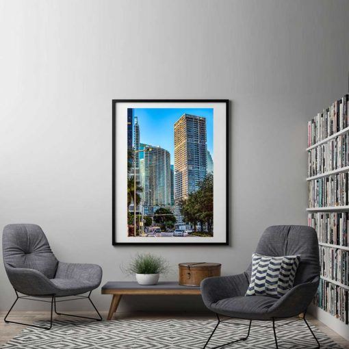 Icon-Building-Brickell-Miami-Canvas-Wall-Art