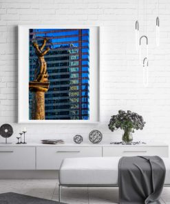 Tequesta-Family-Statue-Brickell-Avenue-Bridge-Canvas-Wall-Art