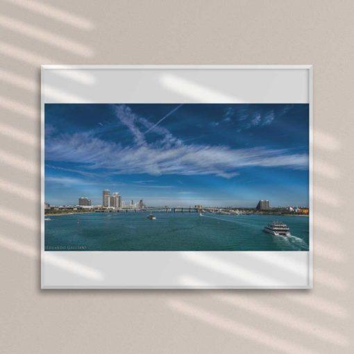 macarthur-causeway-bridge-miami-canvas-wall-art