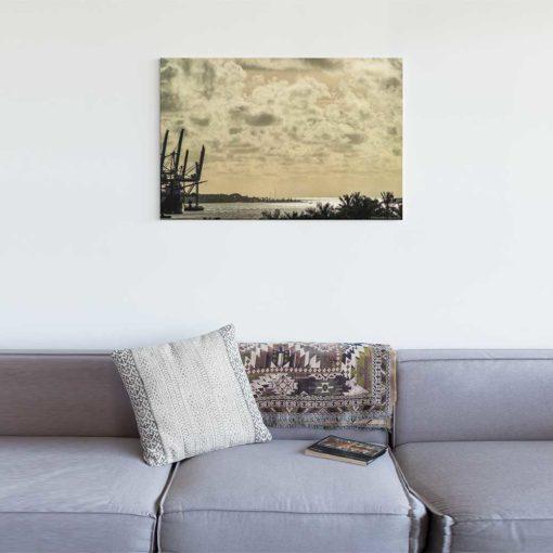 port-of-miami-sunset-canvas-wall-art-decor